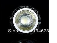 En gros Vente Chaude 15 W COB par 30 led par 30 haute puissance bonne qualité par30 e27 led LED down light 30 PCS/lot livraison gratuite