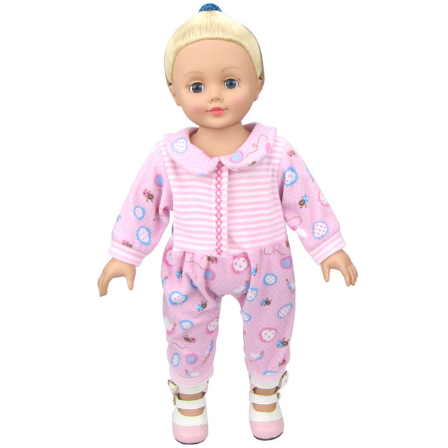 Free Shipping 60 Inches American Girl Doll Clothes Pink Lovely Cool American Girl Doll Clothes Patterns Free
