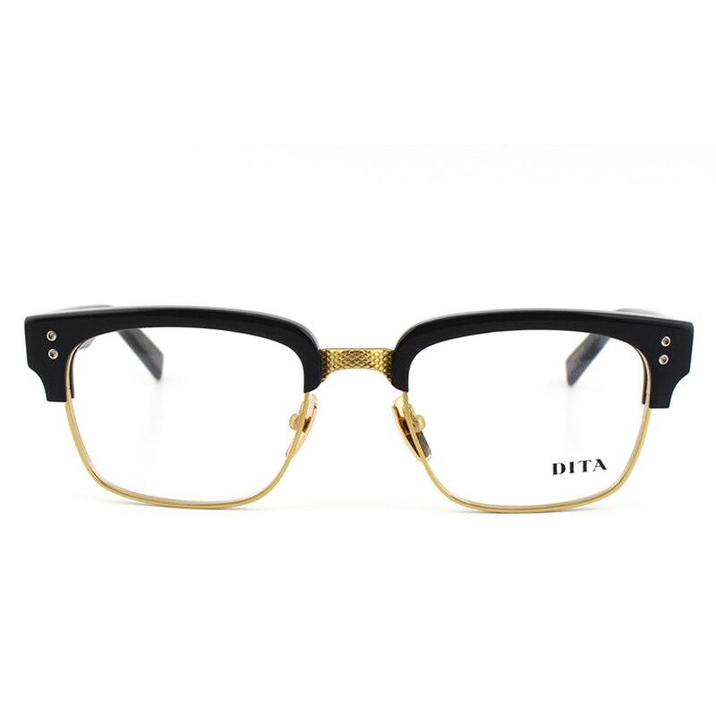 44046e79c07 2016 High end Fashion Men s Dita Optical Eyeglasses Frame Unisex Statesman  Myopia Prescription Glasses Frame with Package-in Eyewear Frames from  Apparel ...
