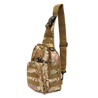 Men Messenger Bags Chest Pack Multifunctiona Tactical Shoulder Bag Crossbody Camping Equipment Outdoor Bags