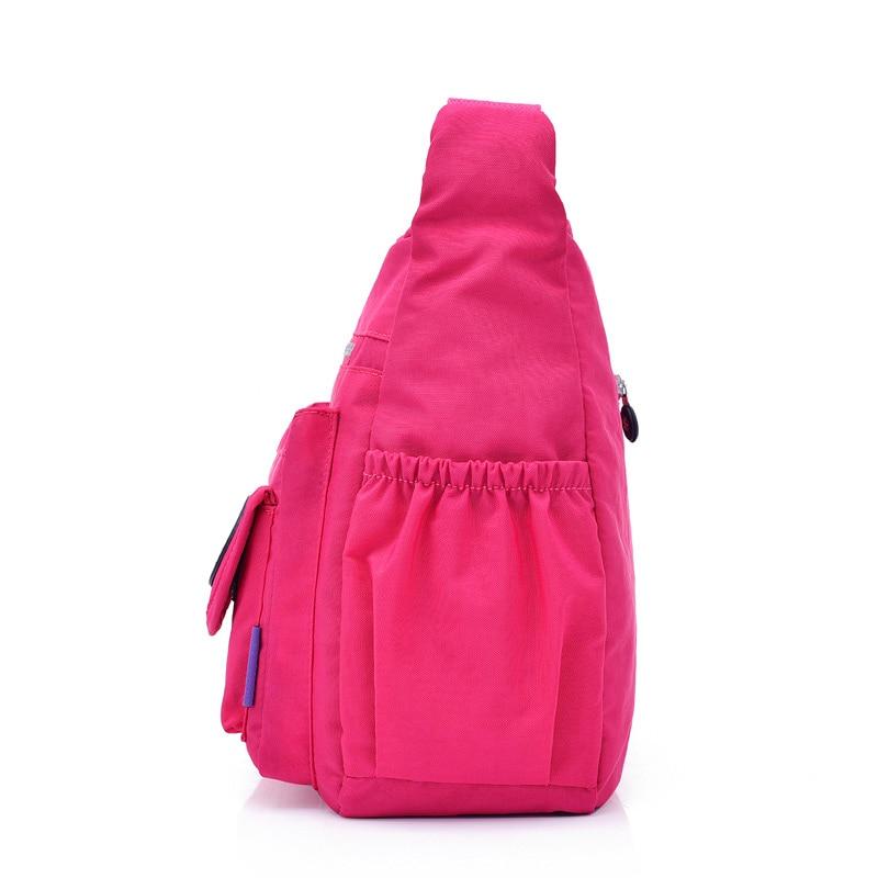 Women Shouder Bags Handbags Female Famous Brand Solid Messenger Bag Small Summer Beach Nylon Purse Sac A Main Bolsas Feminina 2