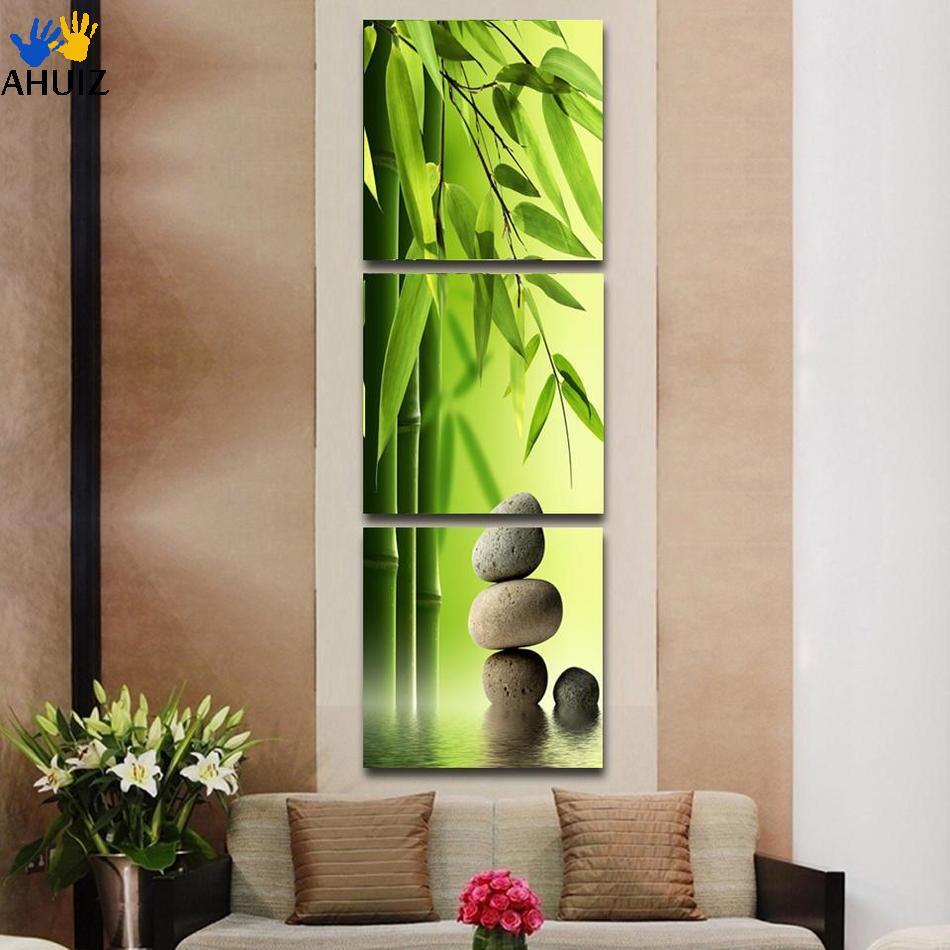 3 pcs set artist canvas still life painting bamboo and. Black Bedroom Furniture Sets. Home Design Ideas