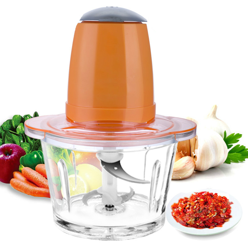 Meat Grinders USES an electric mini stir-fry to cut vegetables and smash the grinders garlic clove blenderMeat Grinders USES an electric mini stir-fry to cut vegetables and smash the grinders garlic clove blender