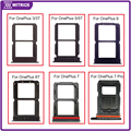 Witrigs for oneplus 5 t sim 카드 트레이 홀더 슬롯 소켓 1 개 + 3 3 t 5 5 t 6 6 t 7 7pro 교체|SIM/SD 카드 트레이|전화기 & 통신 -