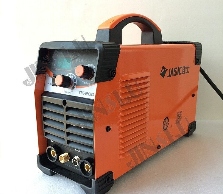 Jasic Tig200 MOS Inverter DC Argon Tig Welding Machine MMA Welder 220V new manual argon inverter igbt arc welder mma dc tig welding inverter machine