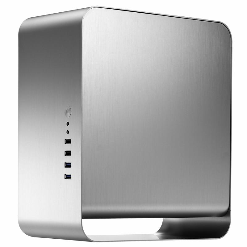 Buy jonsbo chassic umx1 aluminum computer for Case pc colorati