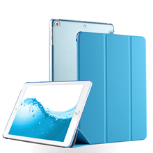Bright PU Leather Tablet Case
