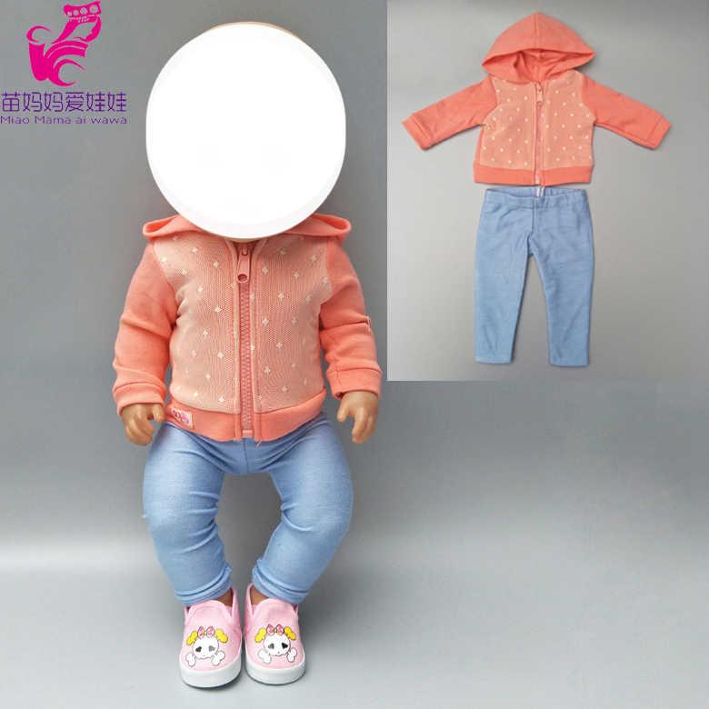 """43 см, одежда для маленьких кукол, куртка для детей 18 """"43 см, пуховое пальто для новорожденных, Детская кукла, одежда для игрушек"""