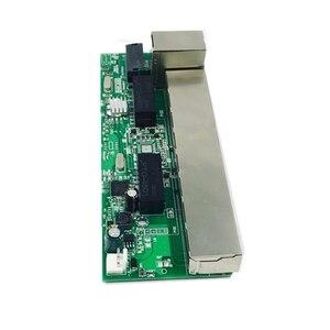 ANDDEAR-48 v 8-портовый гигабитный неуправляемый poe коммутатор 8*100 Мбит/с POE poort; 2*100 Мбит/с UP Link poort; poe powered коммутатор NVR