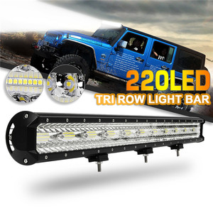 660W 6000K Car Off Road LED Li