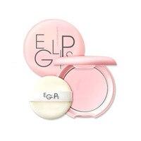EGLIPS Lueur Pacte De Poudre 8g Poudre libre Maquillage Fondation Apprêt De Finition Poudre Étanche Cosmétiques Pour Le Visage Beauté Make up