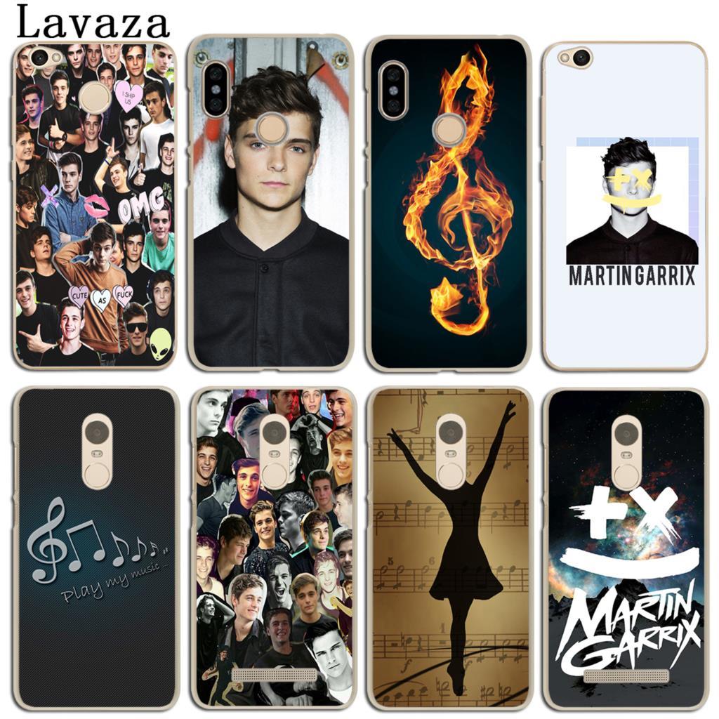 Lavaza Martin Garrix Famous DJ Phone Case for Xiaomi Redmi 4X Mi A1 6 5 5X 5S Plus Note 5A 4A 2 3 3S 4 Pro Prime 4X MiA1 Mi6