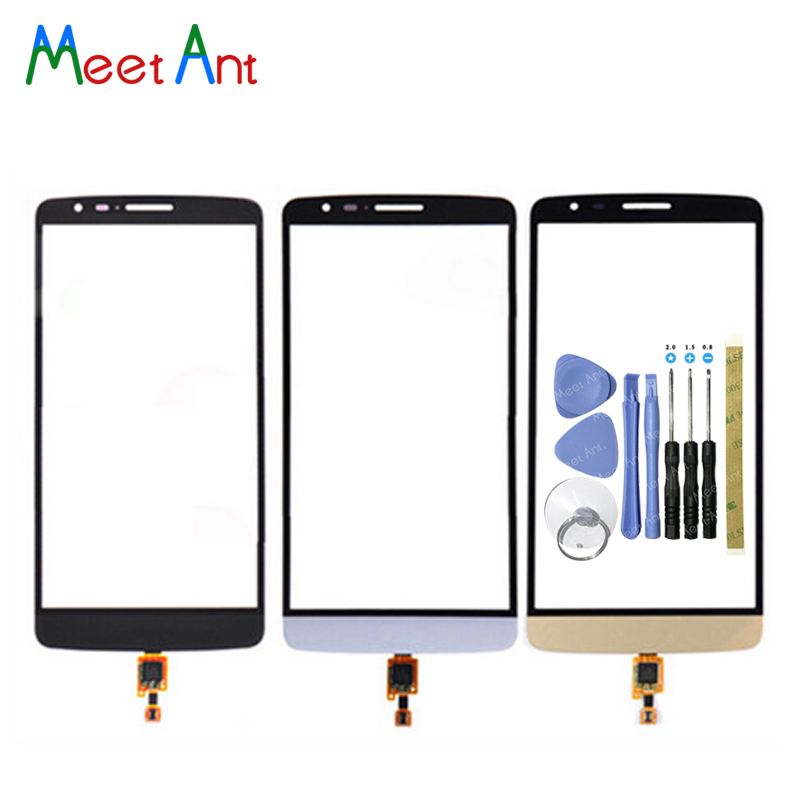 Replacement high Quality 5.5 For LG G3 Stylus D690N D690 Touch Screen Digitizer Sensor Front Glass Lens Panel Black White GoldReplacement high Quality 5.5 For LG G3 Stylus D690N D690 Touch Screen Digitizer Sensor Front Glass Lens Panel Black White Gold