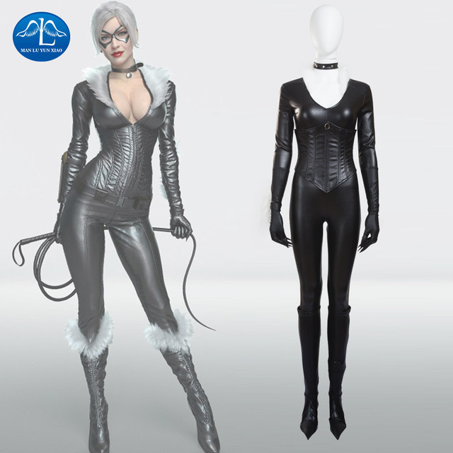 Online Shop Manluyunxiao New Women Sexy Black Jumpsuit The Amazing