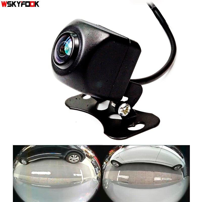 600L CCD HD 180 grad Fisheye Objektiv auto kamera Hinten/Vorne ansicht weitwinkel rückfahr backup kamera nachtsicht einparkhilfe