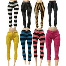 Main bas pantalon pantalon pour barbie poupée vêtements mode outfit pour 1 6  poupées( 8e18c0fbaef
