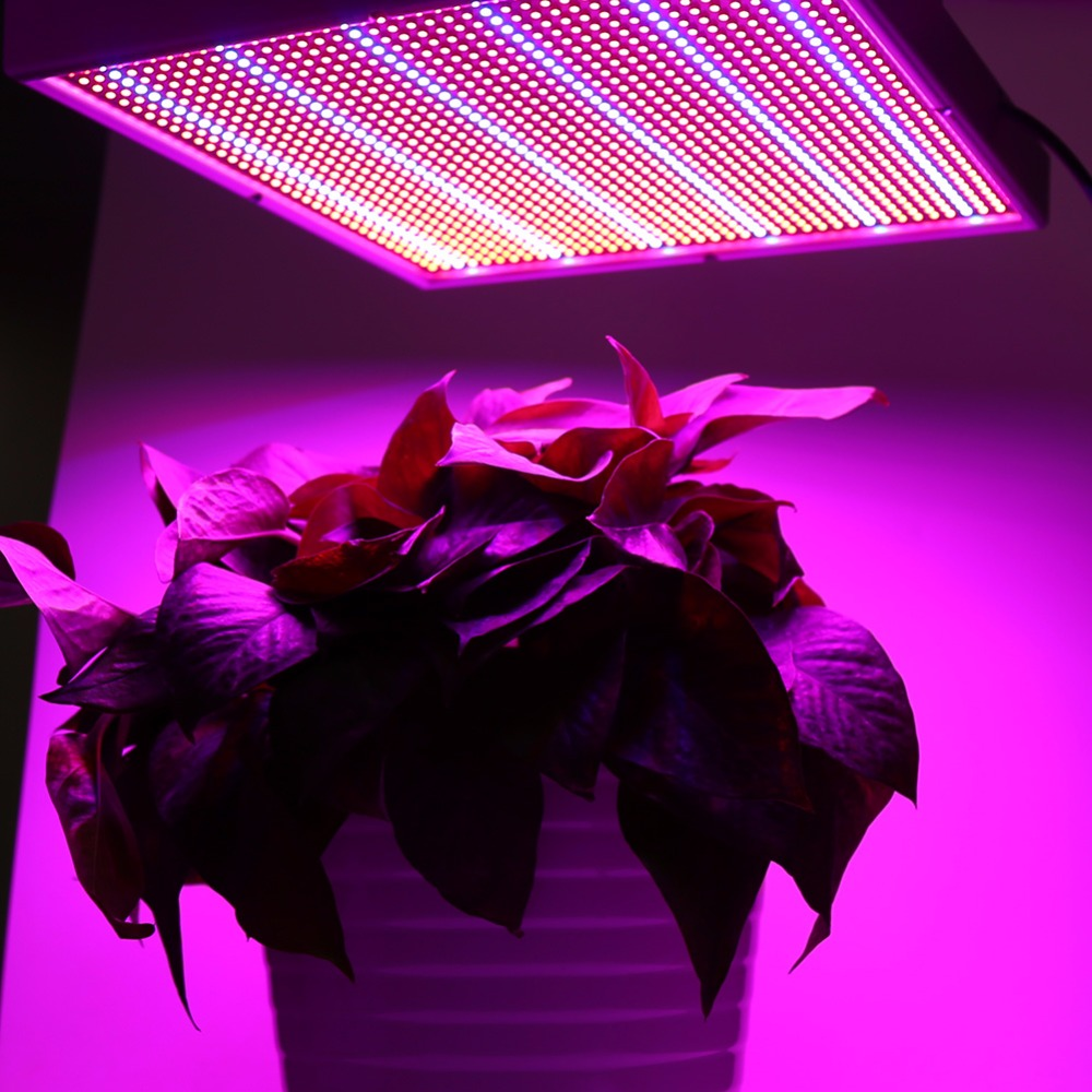 120W 1365 LED Grow Light Panel Lamp For Indoor Veg Flowering Hydroponic Plant Led Bulbs Lamps For Plant Grow Tent Greenhouse