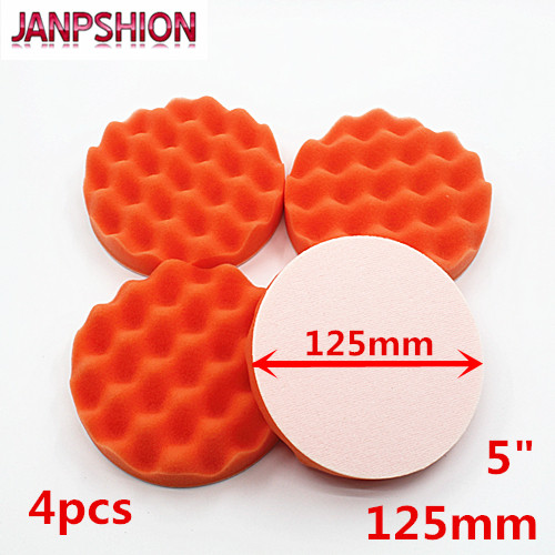 JANPSHION 4PC 125mm 5