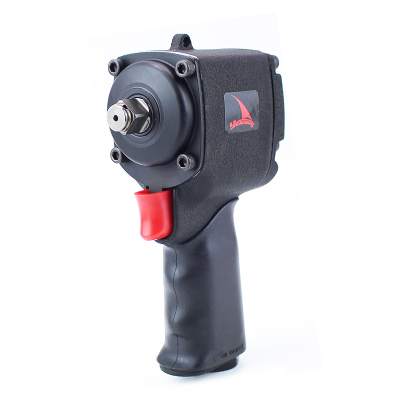 YOUSAILING 1/2  High Quality Mini Pneumatic Impact Wrench  Car Repairing  Impact Wrench Tools Auto Spanners 11000 R.P.M