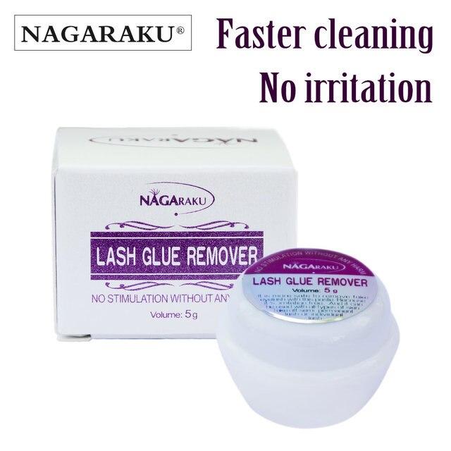 Nagaraku 5g10g Professional Eyelashes Glue Remover For Eyelash