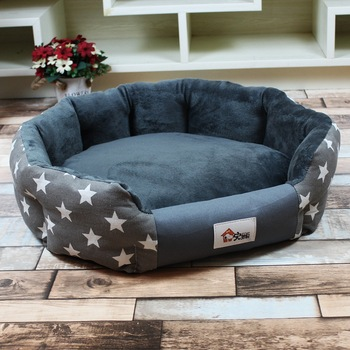 Stylish Warm Dog Bed