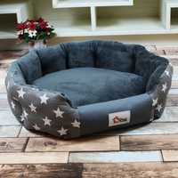 WIC elegante cama de perro caliente 3 tamaños alfombras suaves impermeables para perro pequeño medio Otoño Invierno camas para mascotas Casa de perro cama de Gato