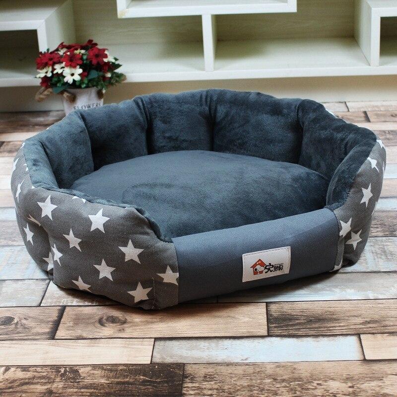 Whism à moda 3 tamanhos cama de cachorro quente macio à prova dmats água esteiras para pequeno médio cão outono inverno pet camas casa do cão gato cama cama cama