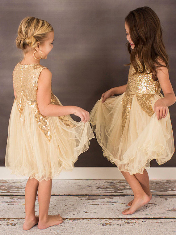 Baby Glitter Gold Sparkle Dress Sequin S Sparkly Birthday In Dresses From Mother Kids On Aliexpress Alibaba Group