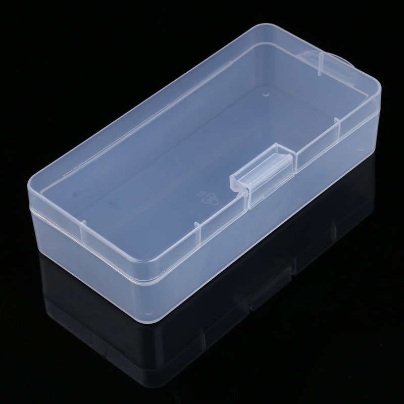 Portable Practical Electronic Components Screw DIY Tools Plastic Box Removable Storage Screwdriver Tool Case (2)