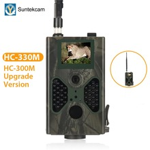 SUNTEKCAM HC-330M 16MP 940nm Night Vision Hunting Camera MMS Trail Camera SMS GSM GPRS 2G Wild Camera Trap Photo Trap PK HC-300M