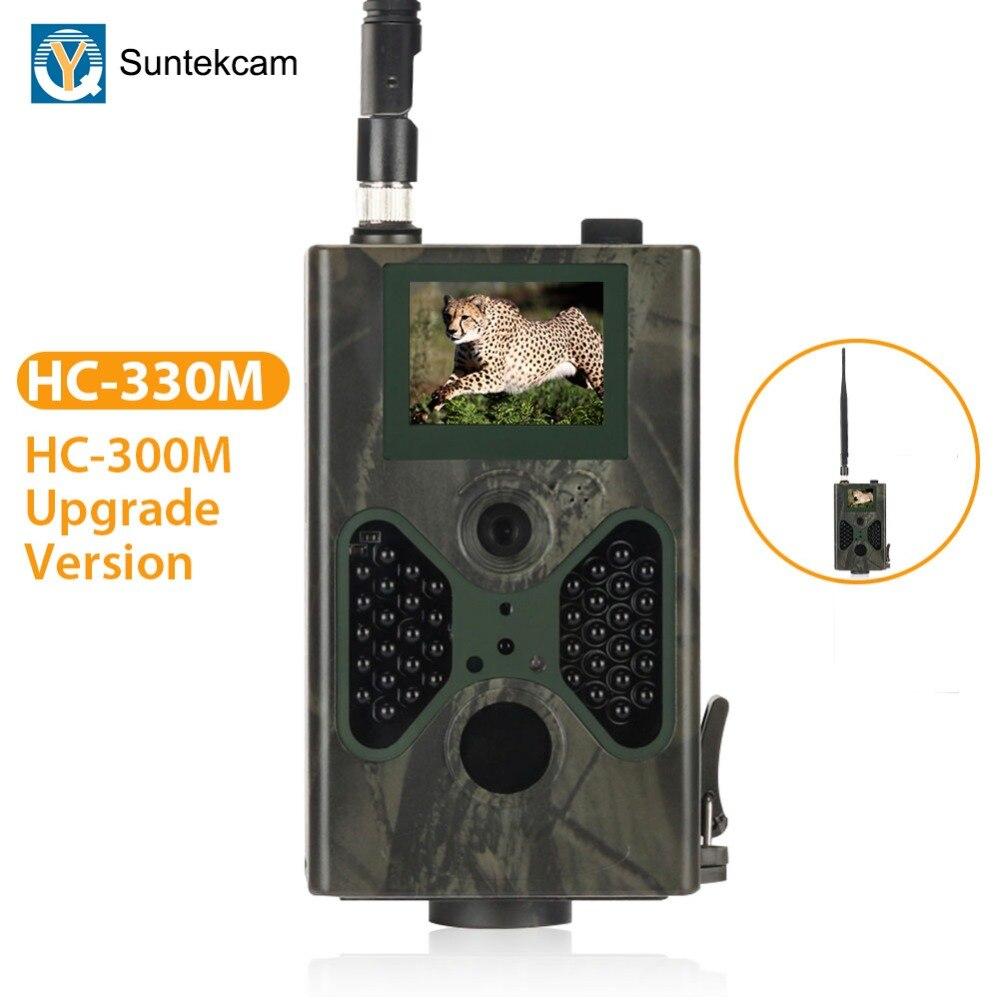 SUNTEKCAM HC-330M 16MP 940nm vision nocturne caméra de chasse MMS caméra de pistage sms gsm gprs 2G Sauvage Caméra Piège Photo Piège PK HC-300M