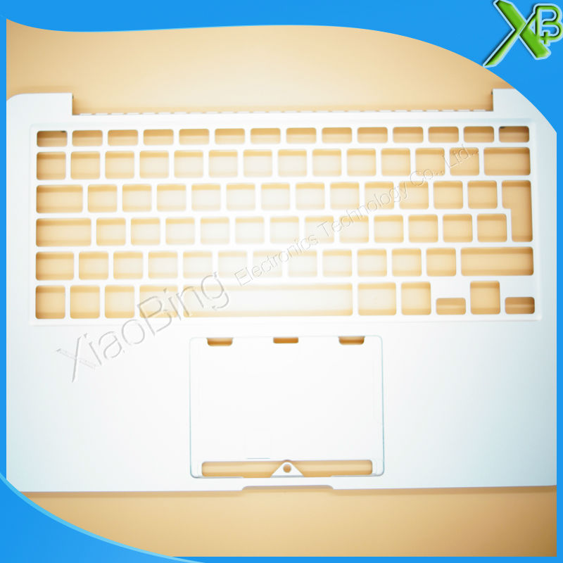 New PO SW DK EU RU UK SP FR GR DE IT TopCase Palmrest for Macbook Pro Retina 13.3 A1502 2013-2014 years new for macbook air 13 a1466 2013 uk po fr gr de it sp ru eu layout topcase palmrest no keyboard no touchpad