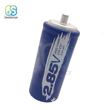 2.85V 3400F Farad Capacitor Super Capacitor Ultracapacitor Automotive Capacitor Low ESR High Frequency Automotive Power Supply