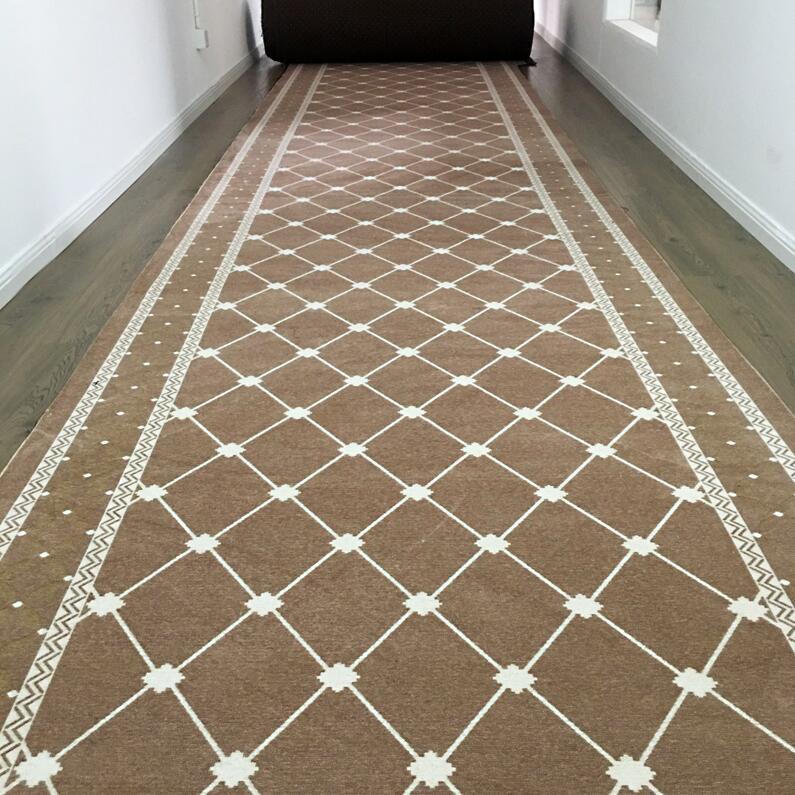 Super Thick European Door Mat Carpet Hotel Hallway Carpets Bedroom Living Room Tea Table Rugs Kitchen Bathroom Antiskid Mats