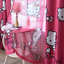 Hello Kitty Curtain