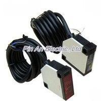 E3JK-5DM1 (E3JK-5L) Bijection Fotoelektrik Anahtarı Sensörü, dedektif Mesafesi 5 m