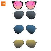 Xiaomi Original Turok Steinhardt TS Nylon Polarized Sunglasses Colorful RETRO 100% UV Proof Fashionable Black Sun Lenses unisex