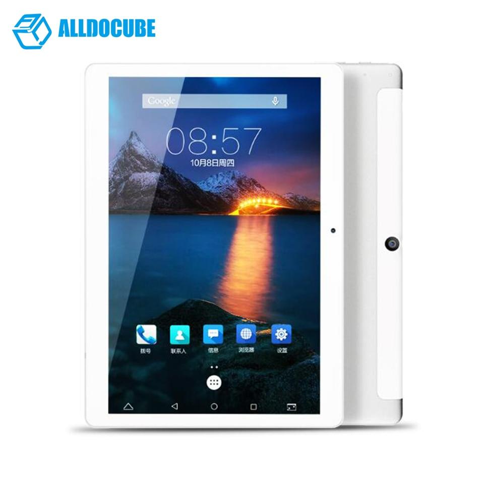 Tablette tablettes Pc Alldocube Iplay 9 Iplay9 U63 9.6 pouces 3g téléphone appel Tablette Android 4.4 Mt6582v Quad Core table Gps Phablet