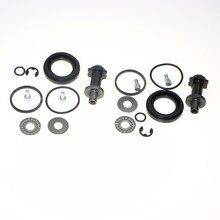 Buy 2 Set Rear Brake Motor Screw Combination Kit For VW PASSAT CC B6 B7 TIGUAN SHARAN A4 A5 Sportback A6 Q3 Q5 S5 Coupe 32326315