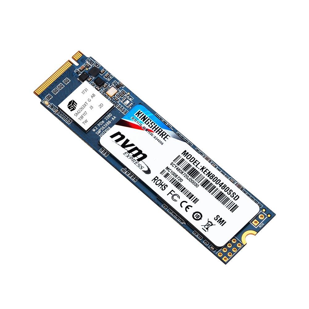 все цены на KINGSHARE m.2 SSD 2280 NVME 128GB 256gb 512gb HDD M2 Inrernal Solid State Hard Disk NVMe PCIE SSD For Laptop Desktop M.2 KEN800 онлайн