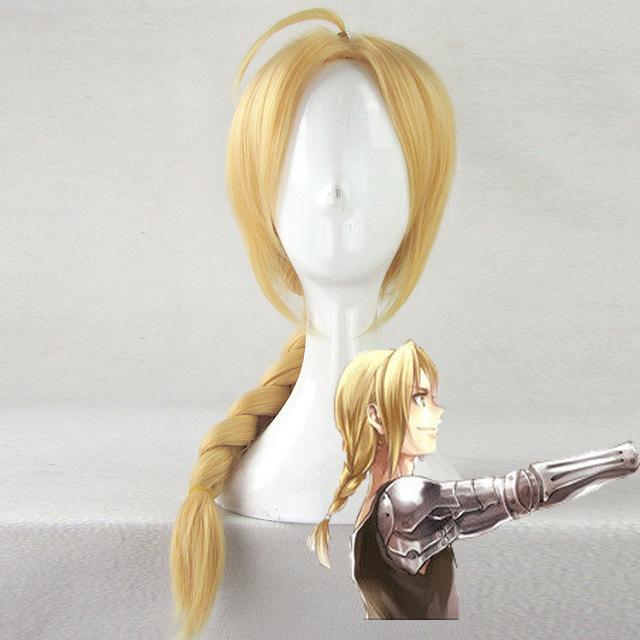 Fullmetal Alchemist Edward Elric 55cm Wig