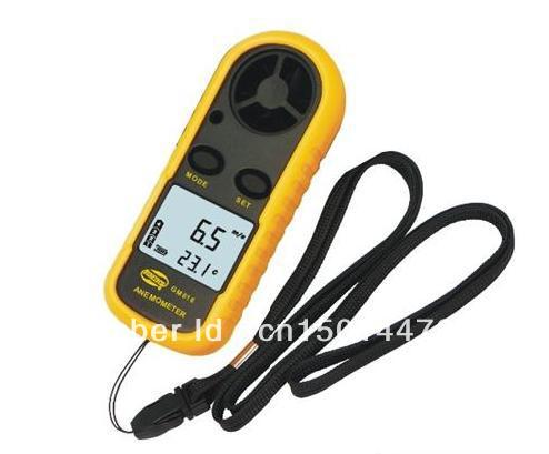 Speed 0 -30m/s Fan Mini Portable Digital Anemometer / Wind Gauge / Wind Measure Instrument free shipping gm8901 45m s 88mph lcd digital hand held wind speed gauge meter measure anemometer thermometer