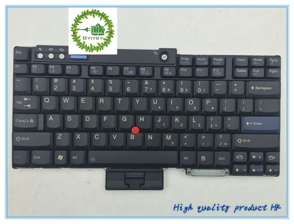 Aspiring Gyiygy Keyboard For Lenovo Thinkpad Ibm T60 T60p T61 T61p R60 R61 T400 R400 W500 Laptop Keyboard An Indispensable Sovereign Remedy For Home Laptop Accessories