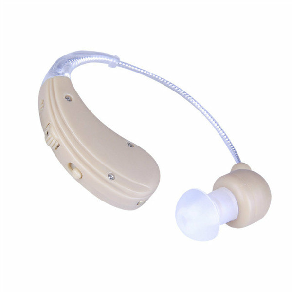 Mini size Free Shipping Analog Rechargeable S-109S BTE Ear Digital Hearing Aid Programmable S-109S Behind The Ear Sound feie hearing aid s 10b affordable cheap mini aparelho auditivo digital for mild to moderate hearing loss free shipping