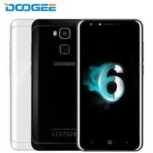 Original Doogee Y6 Cell Phone 4G RAM 64GB ROM Octa Core MTK6750 5.5 inch 3200mah Android 6.0 Fingerprint Smartphone
