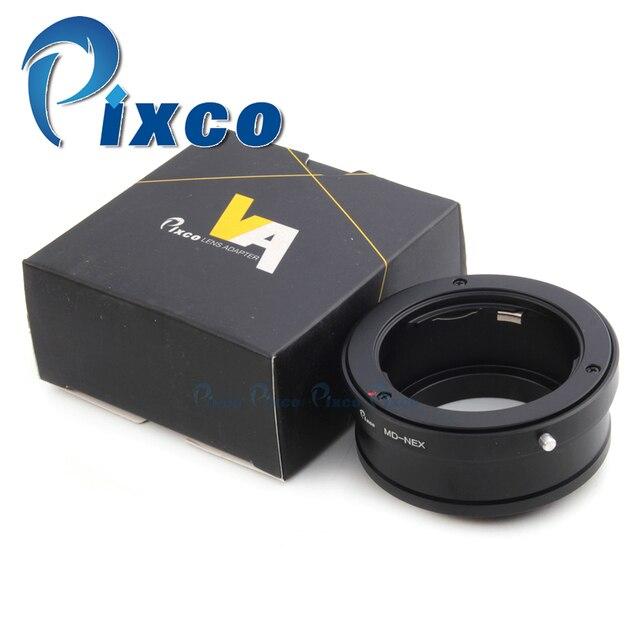 Pixco pro lente adaptador de montaje para minolta md lente para s ony E Monte La Cámara NEX A5100 A6000 A5000 A3000 5 T 3N 6 5R