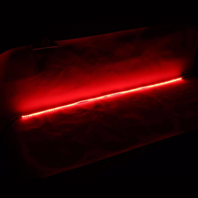 Online shop tail gate led strip car brake light running light turn tail gate led strip car brake light running light turn signal lamp waterproof led strip light for car suv motorcycle one set aloadofball Image collections