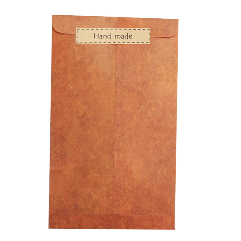 Vintage Envelope 50 Pcs/Lot Creative Kraft Paper Envelopes Diy Decorative Envelope Small Paper School Office Supplies
