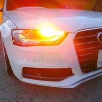 Shinman 4pcs Rear Turn Signal Tail Bulb For Audi Tt Mk2 8j 2006 2014 Canbus Error