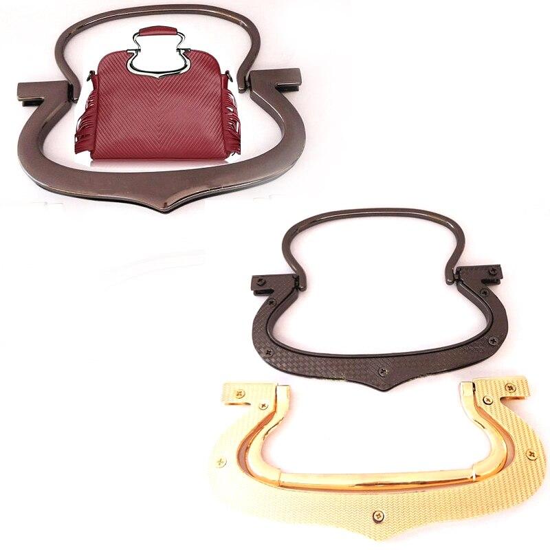 9เซนติเมตรการออกแบบใหม่กระเป๋าจับด้วยสกรูโลหะกระเป๋า/กระเป๋าh olderฮาร์ดแวร์ผลการวิจัย-ใน ชิ้นส่วนกระเป๋าและอุปกรณ์เสริม จาก สัมภาระและกระเป๋า บน   1